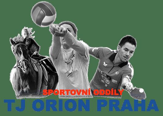 TJ Orion Praha - Sportovní oddíl